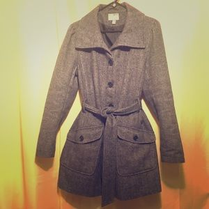 WINTER CLEARANCE!! Wool Inspired Coat